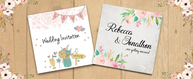 Loving Invitations Slider Background Wedding Invitation