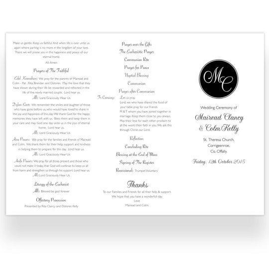 Ceremoney letter fold_back