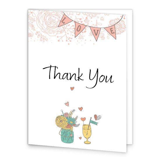 Thank you card_midsummer dream