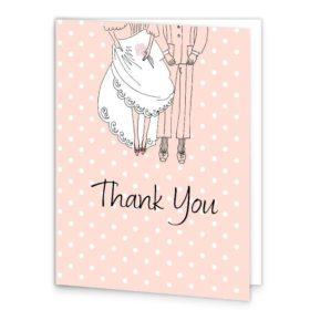 Thank you card_pretty petticoat