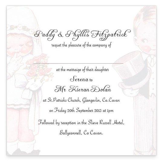 Wedded Children Flat Invite_back