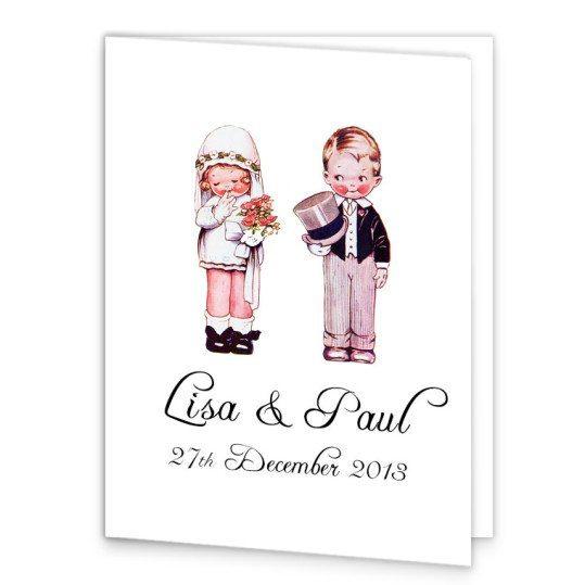 Wedded Children Wedding Booklet_front