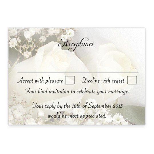 Wedding bands & flowers RSVP_back