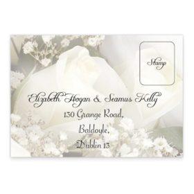 Wedding bands & flowers RSVP_front