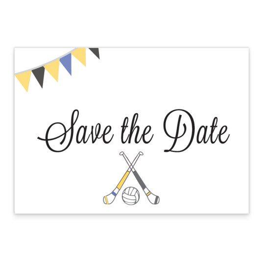 GAA Save the date