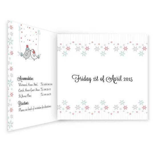 Winter Romance tri-fold wedding invite_inside
