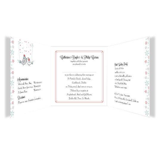 Winter Romance tri-fold wedding invite_inside_2