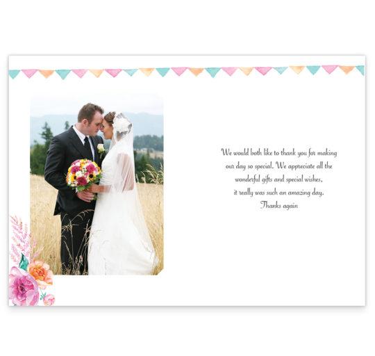 boho-chic-wedding thank-you-card_inside