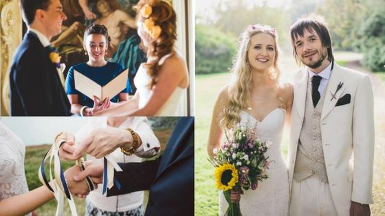 spiritual wedding ceremony Ireland