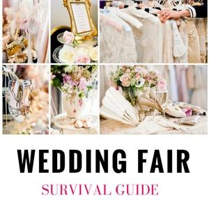 Wedding Fair survival guide