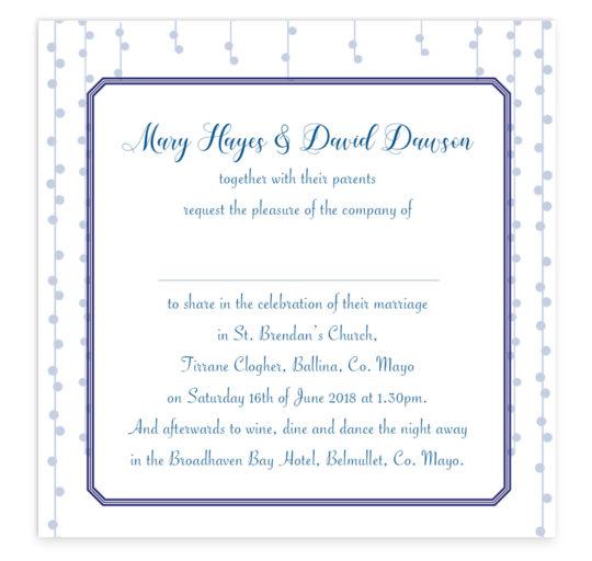 Starry Night flat wedding Invite_back
