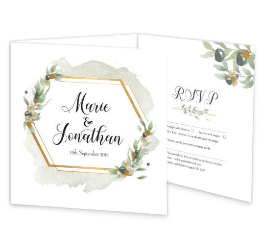 beautiful-botanical-tri-fold-wedding-invite-with-rsvp-sample