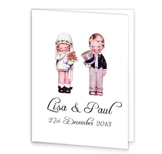 Wedded Children Mass Booklet Cover