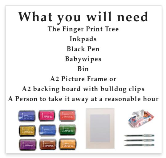 Fingerprint Tree - Design 1